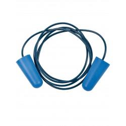 Bouchons d'oreille détectables avec cordon. PU. SNR: 37 dB.